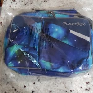 Planetbox lunch bag